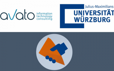 Experimenting as a team – avato and Würzburg University