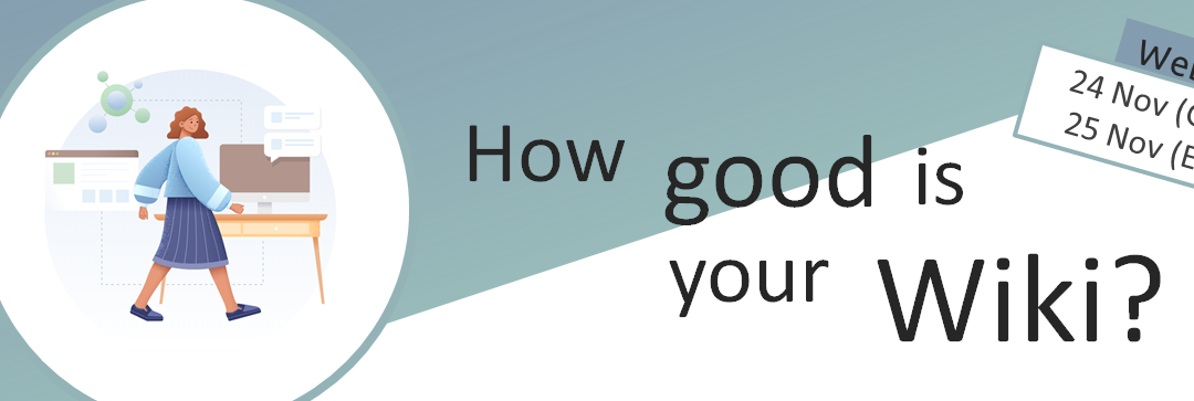 Webinar: How good is your wiki?